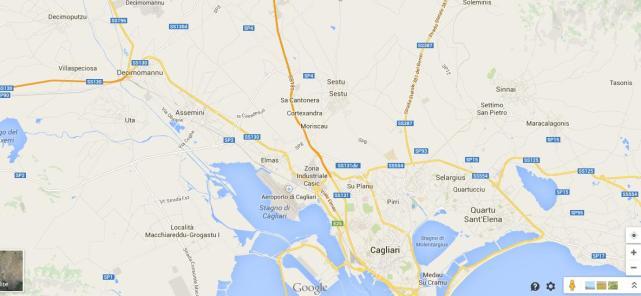 mappa vasta area