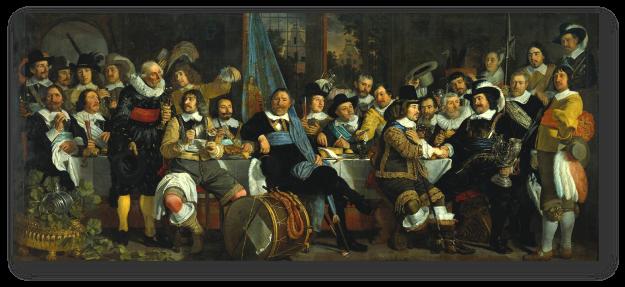 Bartholomeus Van Der Helst Pace di Westfalia 1648