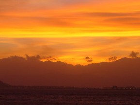 Panorama rosso poetto P1060611_ridimensionare